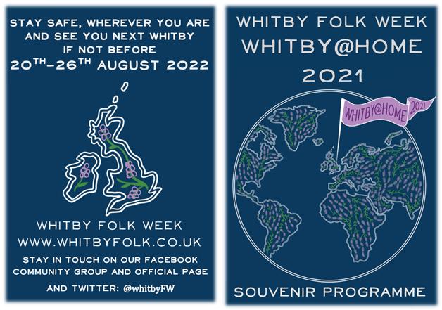 Whitby@Home 2021 Souvenir Programme